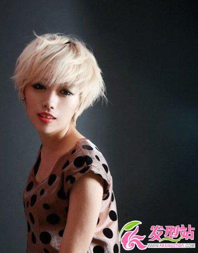 2013女生流行短发_2013欧美女生流行短发发型-短发发型-发型站_最新流行发型设计 ...