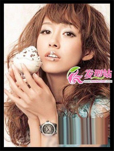 2013最新流行发色_2013女生最流行染发发色图-染发发型-发型站_最新流行发型设计 ...