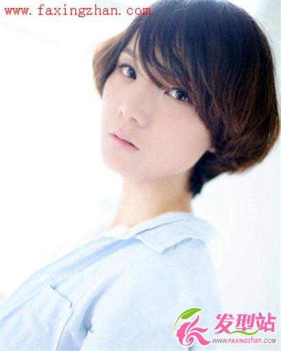 2013流行短发发型女 打造甜美可爱女生(2)图片