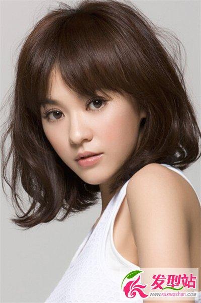 【组图】女星杨子姗《重返20岁_发型设计图片