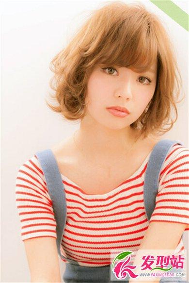 2014最时尚发型_短发发型图片2018女 今年女生最喜欢的短发发型-女生短发-发型站 ...