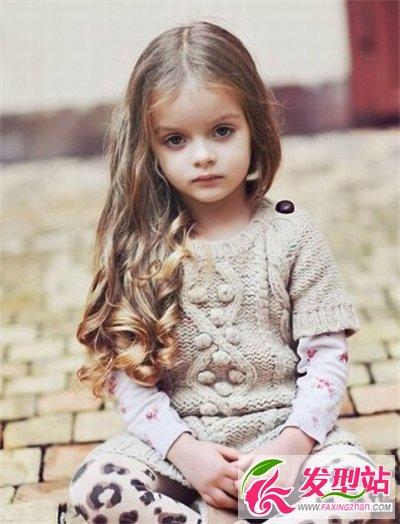 小女孩今年流行什么发型