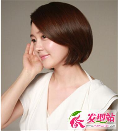 脖子短女生适合什么发型 简单新鲜发型好看又可爱(2)