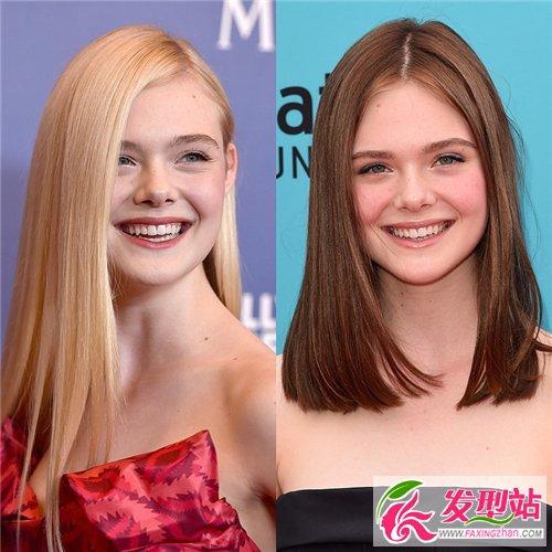 【新发型】冬季染什么发色好看 女星入冬流行染发趋势