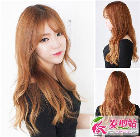 2015女生发型流行趋势 韩式发型依旧最受欢迎