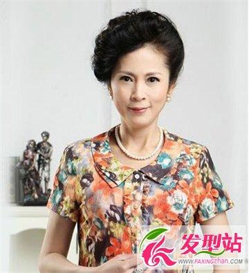 ... 老年妇女短发发型图片_中老年妇女短发发型图片下载