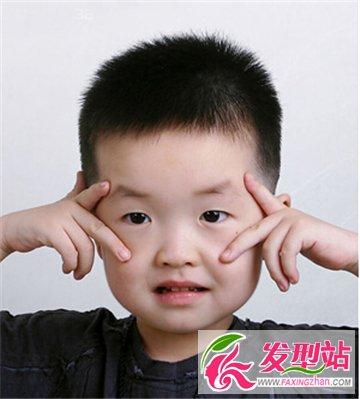 发型站 流行发型 儿童发型