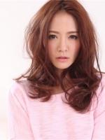 圆脸适合什么发型 时尚中长短发烫发发型修颜瘦脸