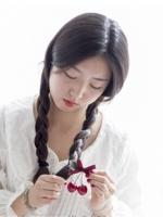 韩式甜美扎发编发lehu66乐虎国际 麻花辫造型时尚清新