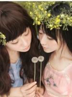 夏季人气闺蜜发型 共同守护专属的青春回忆