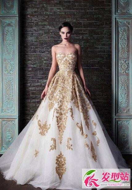 新娘发型 皇冠造型