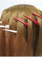 六股辫编发步骤 既然喜欢编发就来点特色