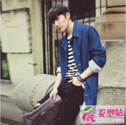 2016男生流行发型趋势 韩式时尚发型图片合集