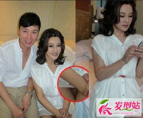 刘晓庆坐牢时的照片素颜