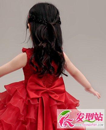 2016春节发型短发扎法春节喜庆儿童大全发型谁剪了高俊熙的儿童图片