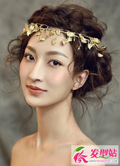 2016最新新娘发型图片大全