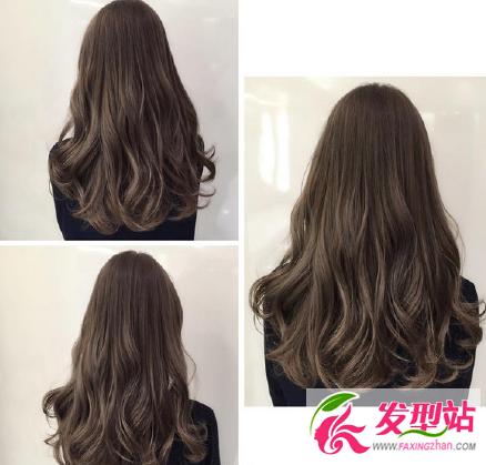 女神范烫发卷发发型 2016流行显瘦烫卷发图片大全图片