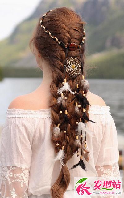 10款最美编发大全2017编发发型发型发型微烫图片女短图片