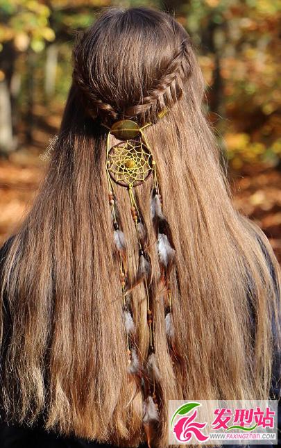 春季儿童编发大全图片每天换一款新发型男生烫发以后的背头图片