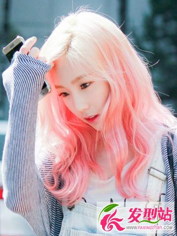 【新发型】最新韩国染发流行色 Pony泰妍泫雅都在染的惊艳发色