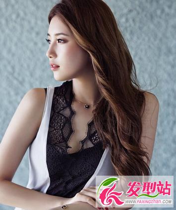 【新发型】女明星染发颜色盘点 让明星帮你选最显白发色