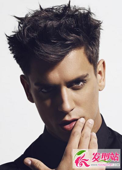 男性时尚发型图片 最新设计师发型作品大全