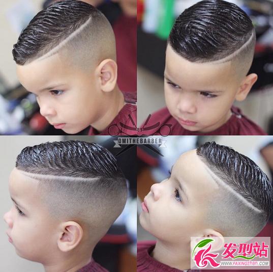 小正太发型设计 小男生个性发型图片大全图片