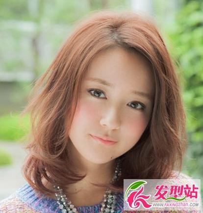 鹅蛋脸最适合的发型 简单时尚有魅力