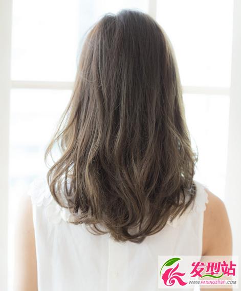 中长发卷发发型 中长发烫发卷发图片大全