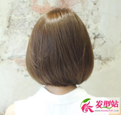 显白染发颜色四选一 日系气质发色发型图片大全图片