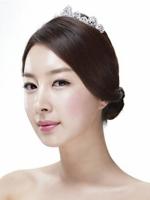 【图】2017女生时尚发型新娘最新图片韩式新短发大全偏男中性烫发图片