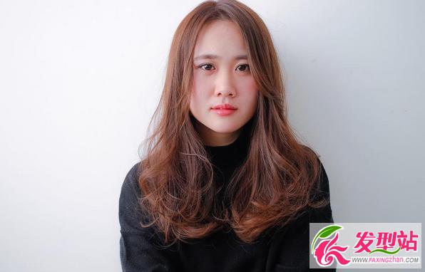 流行色   2017染发发型图片
