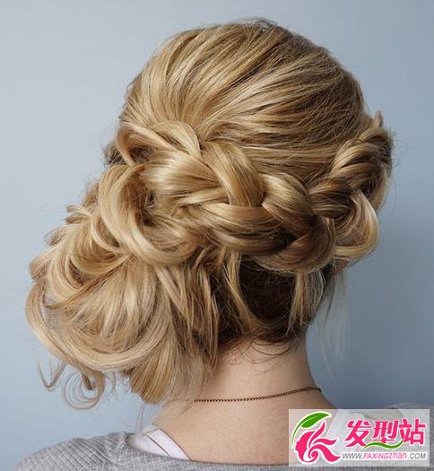 欧式新娘时尚发型 西式婚礼新娘发型怎么扎?