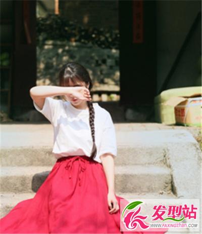 森女系发型集锦  清新浪漫打造唯美视觉