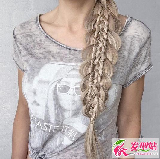 中国发编发发型发型2017流行烫直发图片女长直古代士兵卡通图片