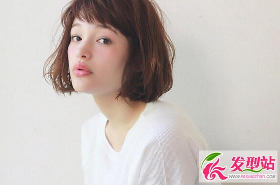 知性女生短发发型 2017流行短发发型女图片