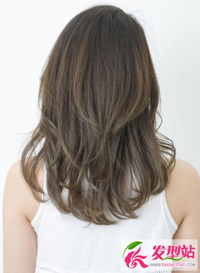 韩式齐肩短发lob头 2017人气女生短发就是它!图片