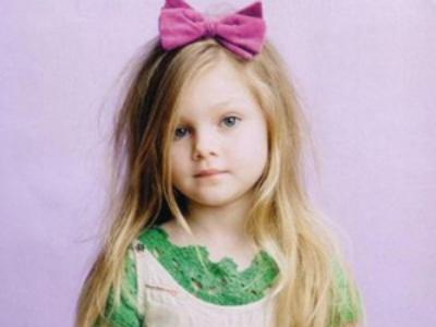 6款最feel小女孩发型设计 小女孩长发扎发大全图片