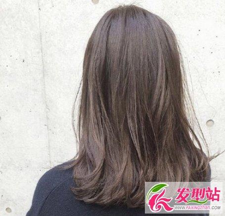 【新发型】2017最新女神发型 中长发发型图片