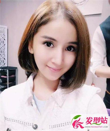 刘胡兰发型