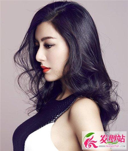 发量少适合的发型 韩式最新流行发型