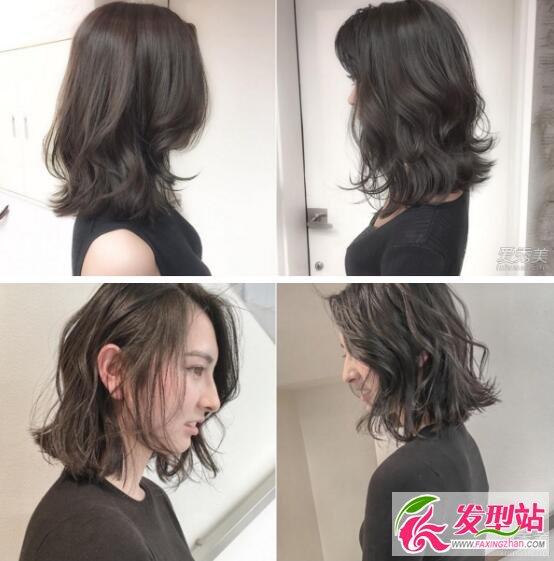 2017短卷发最新发型女 短烫发发型图片2017女_短卷发发型