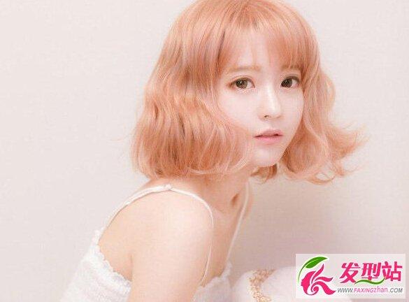 梨花麻花头发型美得怦然心动高马尾短发辫的编法图片