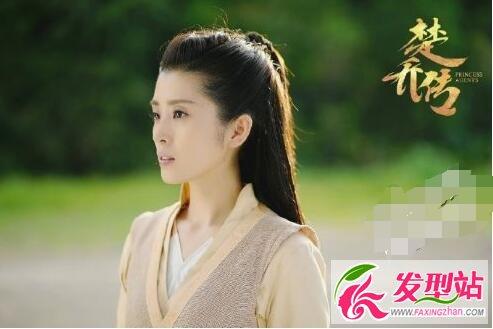 发型站 名人资料 电视剧《特工皇妃楚乔传》中有李若嘉扮演的仲羽图片