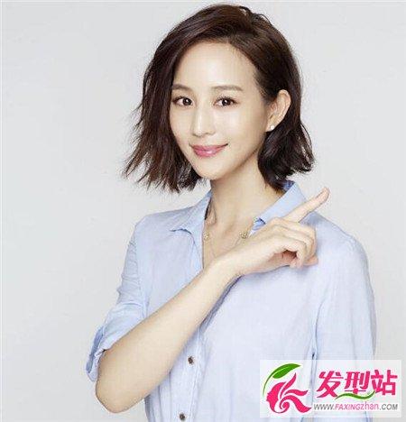 张钧甯气质发型