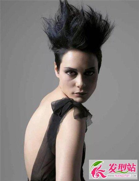 沙宣非主流发型