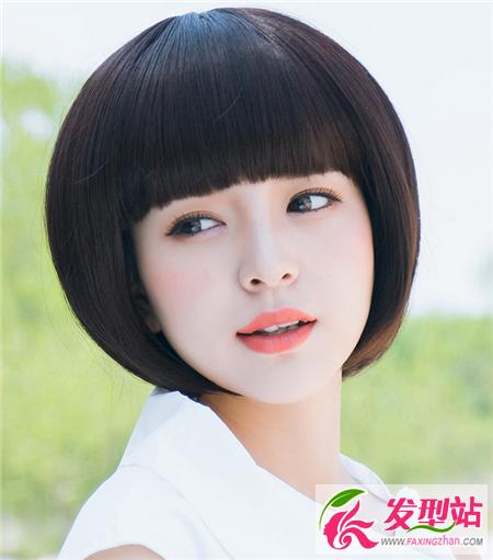40岁女人发型图片_40-50岁女士发型 时尚妈妈短发图片-女生发型图片-发型站_最新 ...
