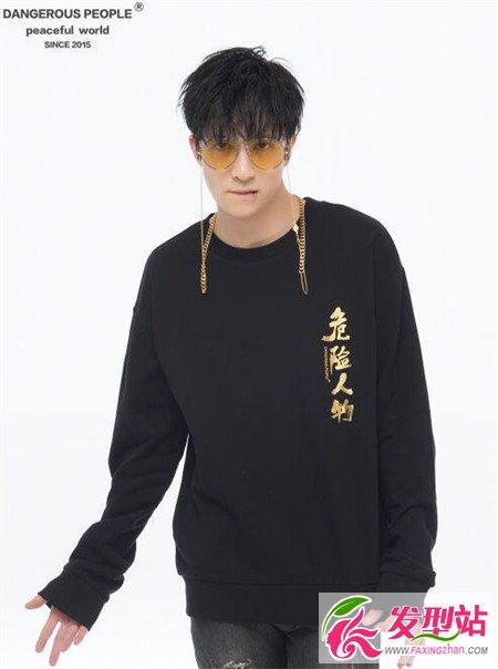 薛之谦最新发型