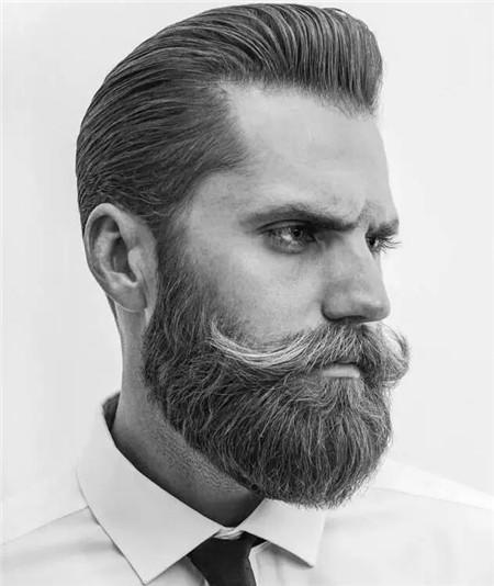经典男士发型