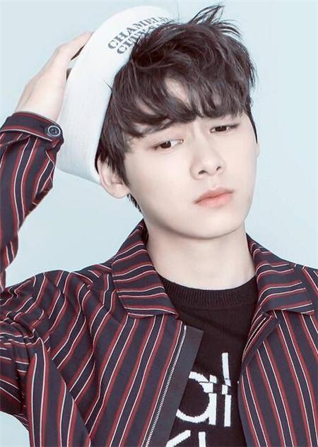 男生韩式发型